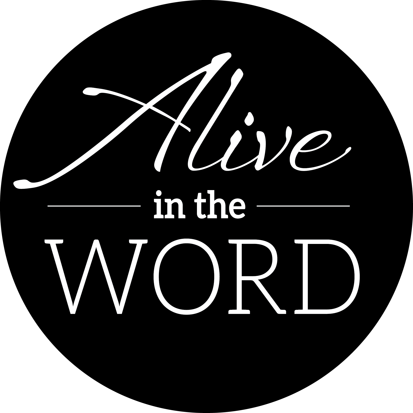 Alive in the Word